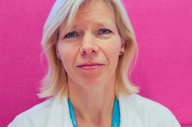 Lise Sofie Haug Nissen-Meyer, foto Lars Petter Devik