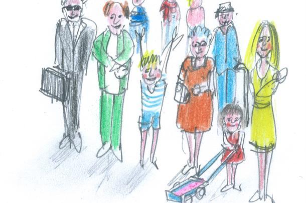 Illustrasjon fra undervisningspresentasjonene