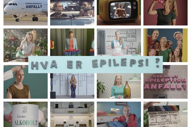 Illustrasjonsbilde for filmserien: Hva er epilepsi?