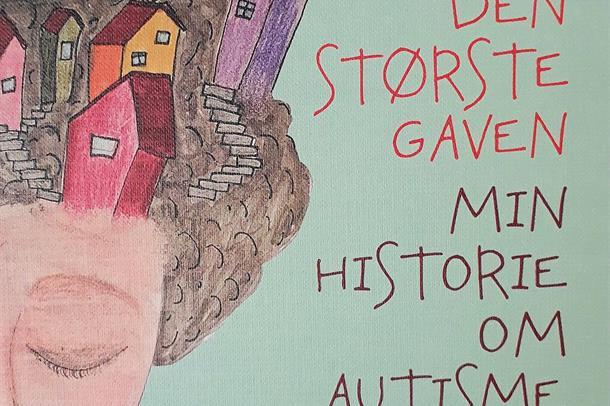 Boka er aktuell for barn og ungdom - og for helsepersonell. Den er illustrert av barn og unge fra 8-18 år.
