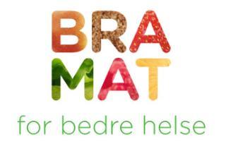 Logo Bra mat for bedre helse