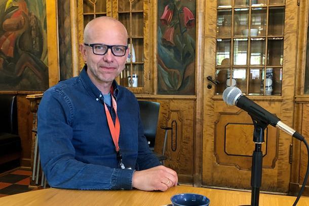 Inkludering og mangfold er viktig for dette sykehuset, Administrerende direktør Bjør Atle Bjørnbeth.