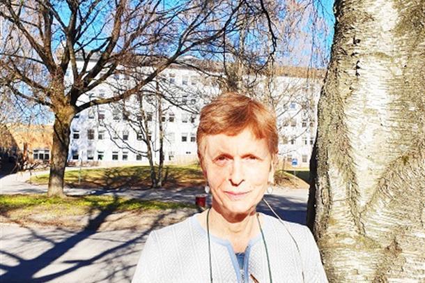 Trine Lise Bakken, fag- og forskningsleder ved Nasjonal kompetansetjeneste for utviklingshemning og psykisk helse