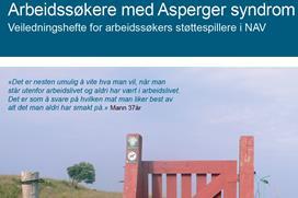 cover arbeidssøkere med Aspberger