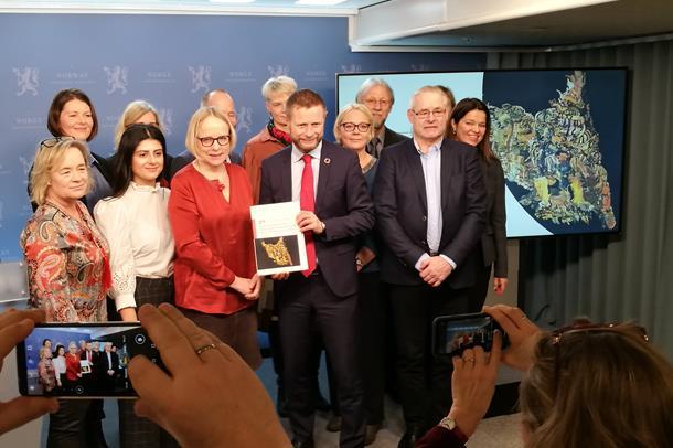 foto av hele utvalget