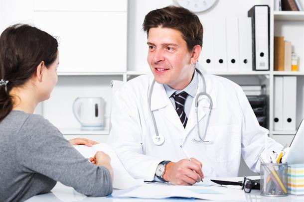 foto av en lege