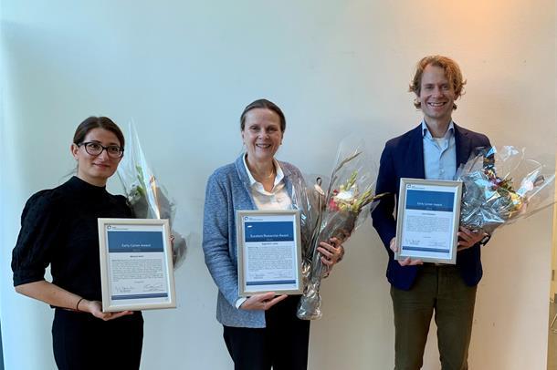 Priser for fremragende forskning 2021 til Ragnhild Lothe, Marina Vietri og Lasse Pihlstrøm