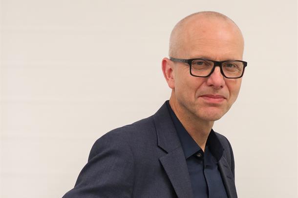 Foto av administrerende direktør Bjørn Atle Bjørnbeth